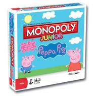 Monopoly Peppa Pig Junior