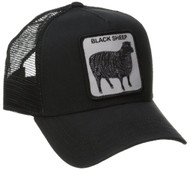 Goorin Bros. Naughty Lamb Black Trucker Hat