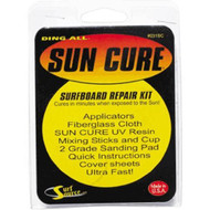 Sun Cure Yellow Label Surfboad Repair Kit