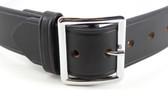 Leather Garrison Belt - Plain