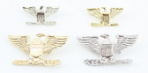 Colonel Rank Eagles - Collar Insignia