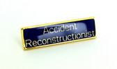 Accident Reconstruction Commendation Bar