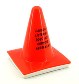 Cone - CAUTION: LISTENING DOES NOT CONNOTE AGREEMENT