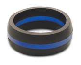Men's Blue Line QALO