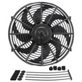 Derale Performance Dyno-Cool Curved Blade Fans 18914