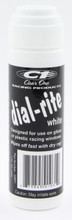 Clear One Dial Rite Window Marker 3 oz. White DRM1