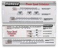 Moroso Power-Speed Calculator Calculate ET & MPH Slide Tool 89650 Horse Power, Speed Calculator, Slide Tool, Calculate E.T., M.P.H., Using Horsepower Weight Tire Size and Gear Ratio, Auto Math,  Each