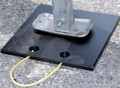 Clear One Racing Trailer Jack Pad TC146