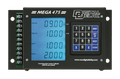 Digital Delay Mega 475 Delay Box Mega Dial Controller DUAL VIEW CHROME Board 1095BB-C-LED COLOR-DV (BLACK CASE with BLUE DISPLAY)