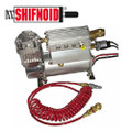 Shifnoid Race Car Vehicle Mount CO2 Eliminator 12 Volt Air Compressor PC400