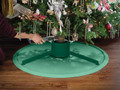 WeatherTech GREEN CHRISTMAS TREE MAT UNIVERSAL 35 Inches Round IDMX1