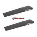Race Ramps Trailer Ramps 6 1/4 Inch High with Flap Cutout RR-TR-7-FLP