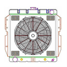 Griffin Thermal Products Exact Fit Radiator Combos CU-70124
