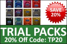 Save 20% on All Condom Trial Packs - Click Here