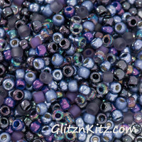 Crocus - Sz 8 Seed Bead Mix
