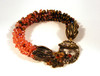Transitions - Trickle & Fade Kumihimo Bracelet