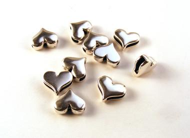 Sleek Heart sliders