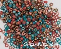 Scottsdale - Sz 8 Seed Bead Mix