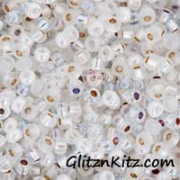 Winter Wonderland - Sz 8 Seed Bead Mix