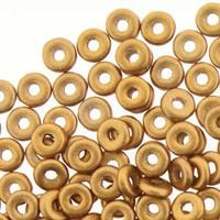 Zero Beads - Mat Metallic Antique Brass