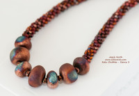 Raku Chubbies Necklace Kit - SOLD OUT!