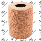 75mm Light Elastic Adhesive Bandage - Tan