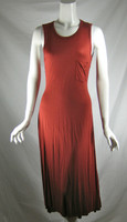 A.L.C. Burgundy Red Open Back Sun Dress Size X Small