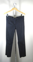 CURRENT/ELLIOTT Dapper Trouser Meriweather Crease Trouser Jeans Size 27