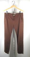 CURRENT/ELLIOTT Cinnamon Ankle Captain Trouser Pant Size 26