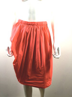 MARC JACOBS Coral Bubble Knee Length Skirt Size 6
