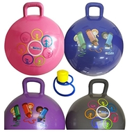 Bintiva Hopper Ball 45cm- Assorted Colors