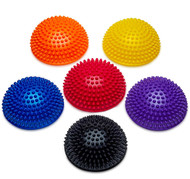 Balance Pods - Set of 6 Assorted Colors