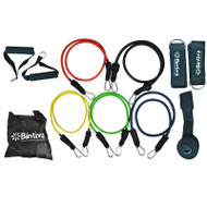 Bintiva 10 Piece Resistance Band Set