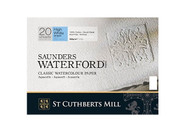 Saunders Waterford Blocks - High White