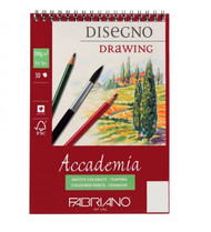 Fabriano Accademia Spiral Drawing Pads