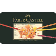 Faber Castell Polychromos Pencil Set - Tin of 120
