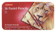 Derwent Pastel Pencil Set - Tin of 36