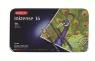 Derwent Inktense Pencil Set - Tin of 36