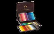 CARAN d'ACHE SUPRACOLOR® Soft Aquarelle Set - Wooden Box of 120