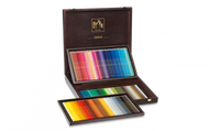 CARAN d'ACHE PABLO® Colouring Pencil Set - Wooden Box of 120