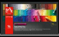 Caran d'Ache Neopastel Oil Pastels - Set of 96
