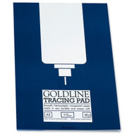 A3 Tracing Paper Pad-112gsm-50 Sheets By GoldLine