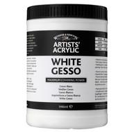 Winsor & Newton Artists Acrylic - White Gesso