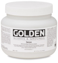 GOLDEN White Gesso