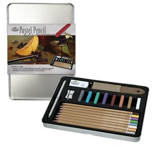 Royal Langnickel Pastel Pencil Art Set