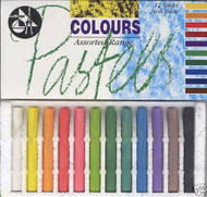 Conte Jakar Assorted Coloured Pastels