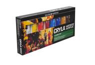 Daler Rowney Cryla Artists' Acrylic Classic Set(8x75ml)