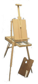 Loxley Highland Box Easel