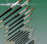 Pro Arte Artists Value Profile Round Brushes