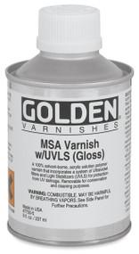 GOLDEN MSA UVLS Varnishes